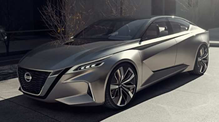 30 The Best Nissan Altima Coupe 2020 Redesign