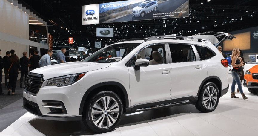 30 The Best Subaru Redesign 2019 Model