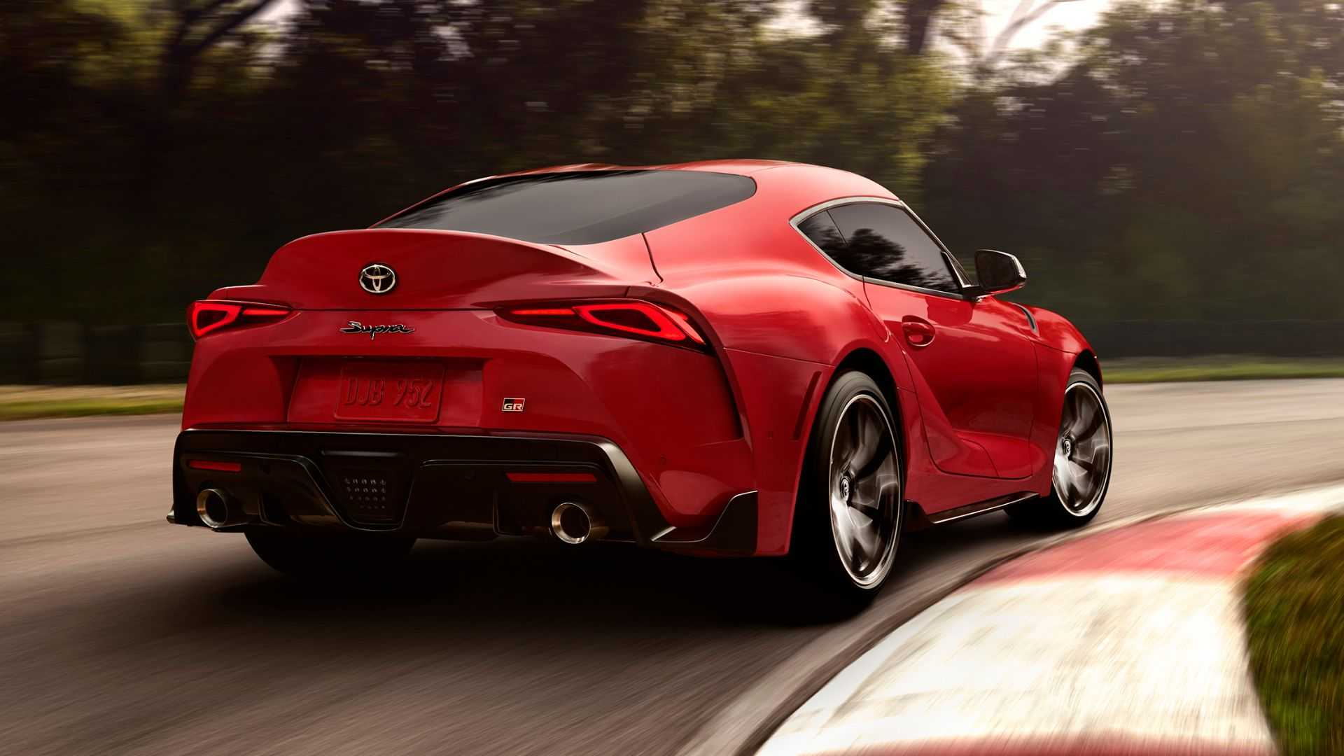 30 The Best Toyota Supra 2019 Specs