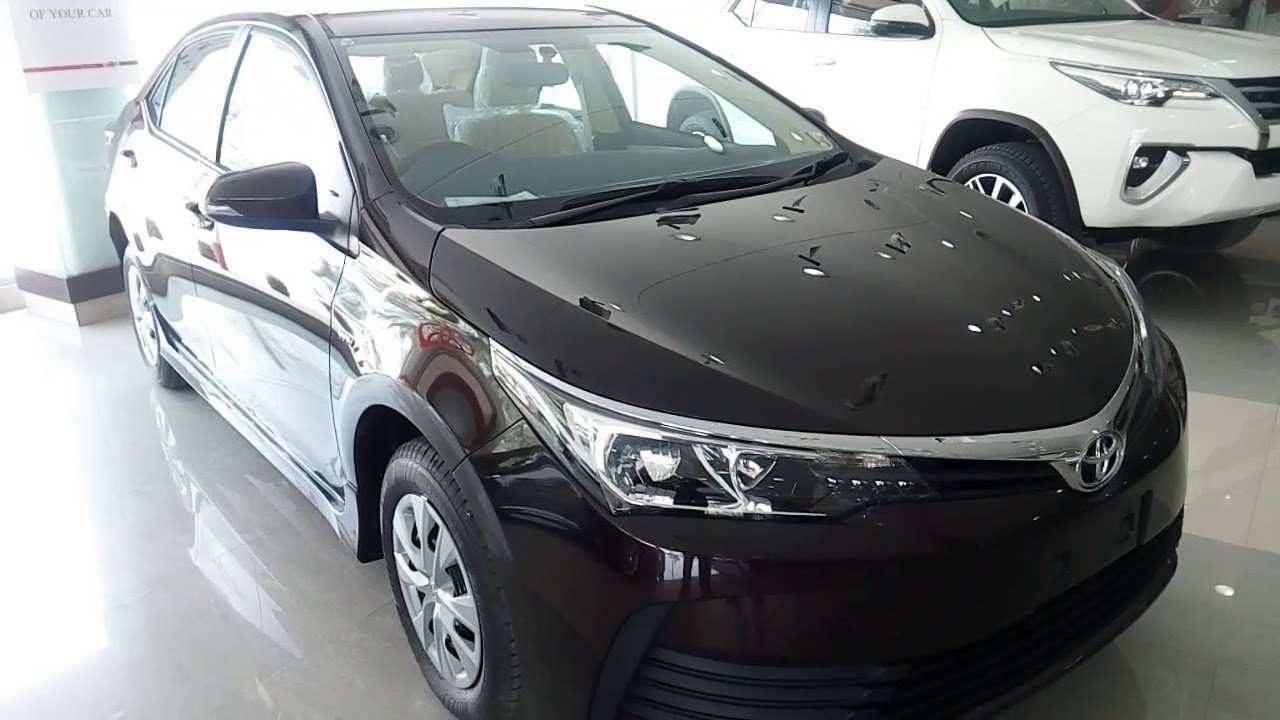 30 The Best Toyota Xli 2019 Price In Pakistan Price And Review