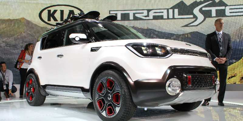 30 The Kia Trailster 2019 Release Date And Concept