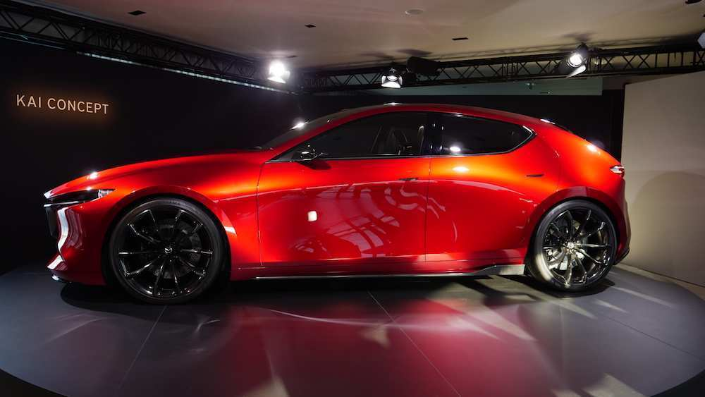 30 The Mazda Kai 2019 Concept And Review