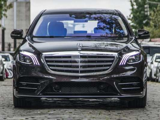 30 The Mercedes S Class 2019 Engine