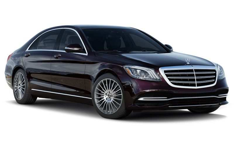 30 The Mercedes S Class 2019 Pictures