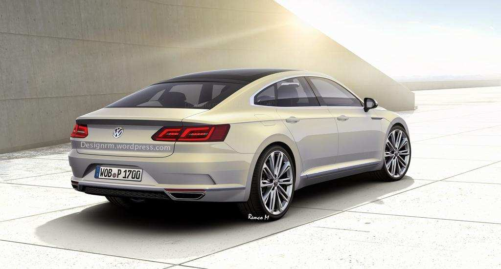 30 The Next Generation Vw Cc Release Date
