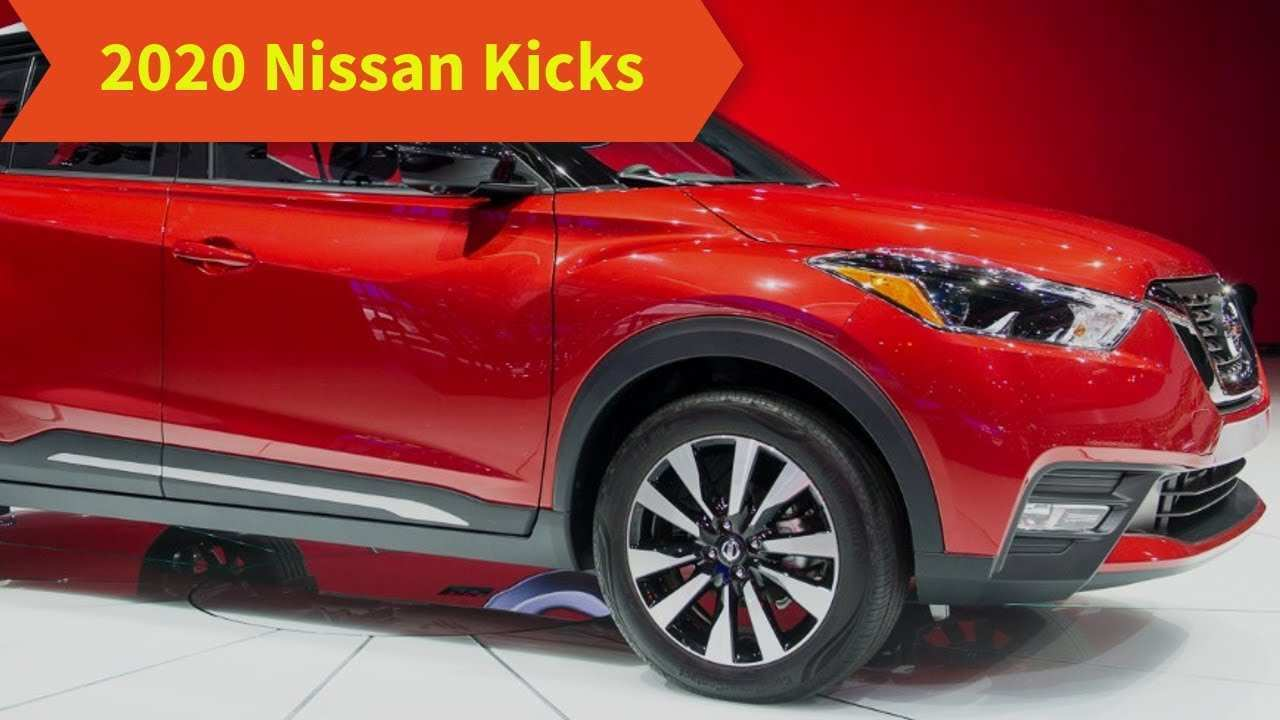 30 The Nissan Kicks 2020 Mexico Configurations