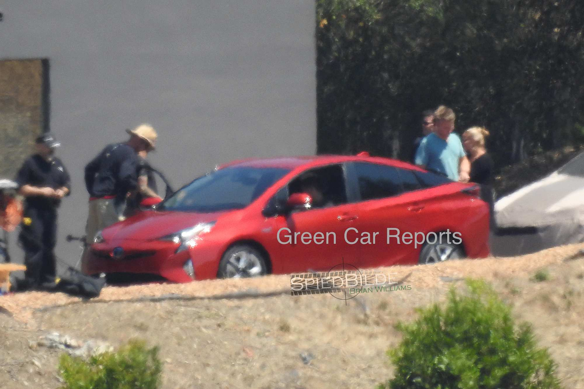 30 The Spy Shots Toyota Prius Specs