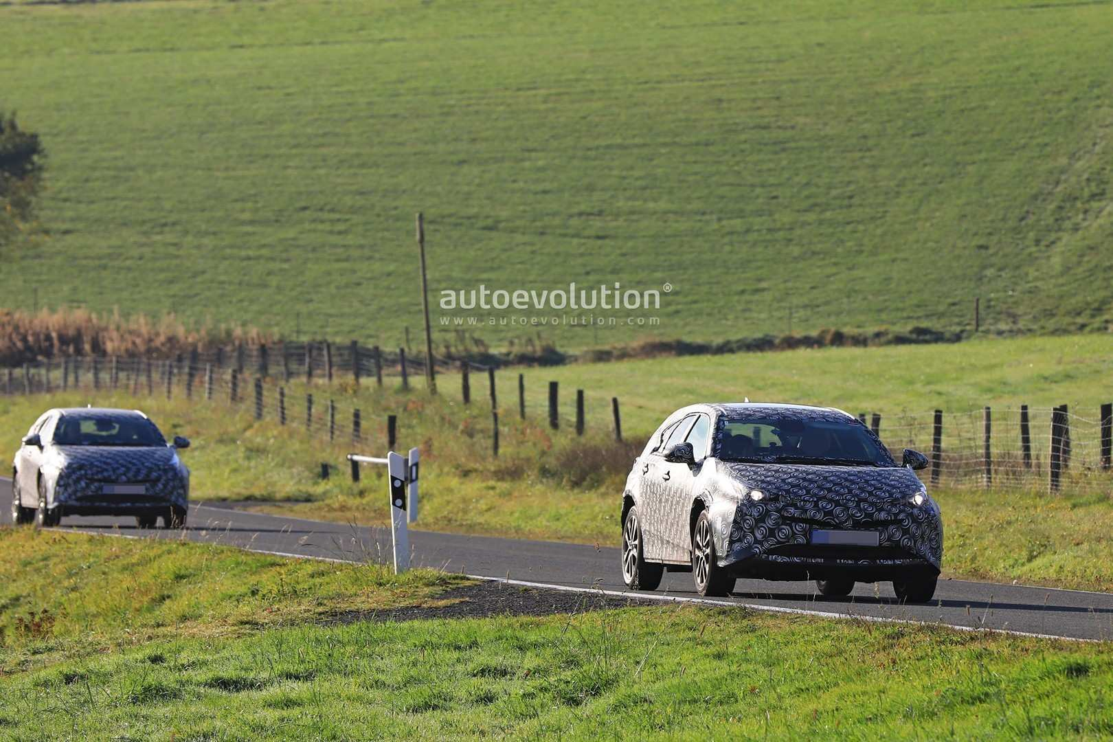 30 The Spy Shots Toyota Prius Speed Test