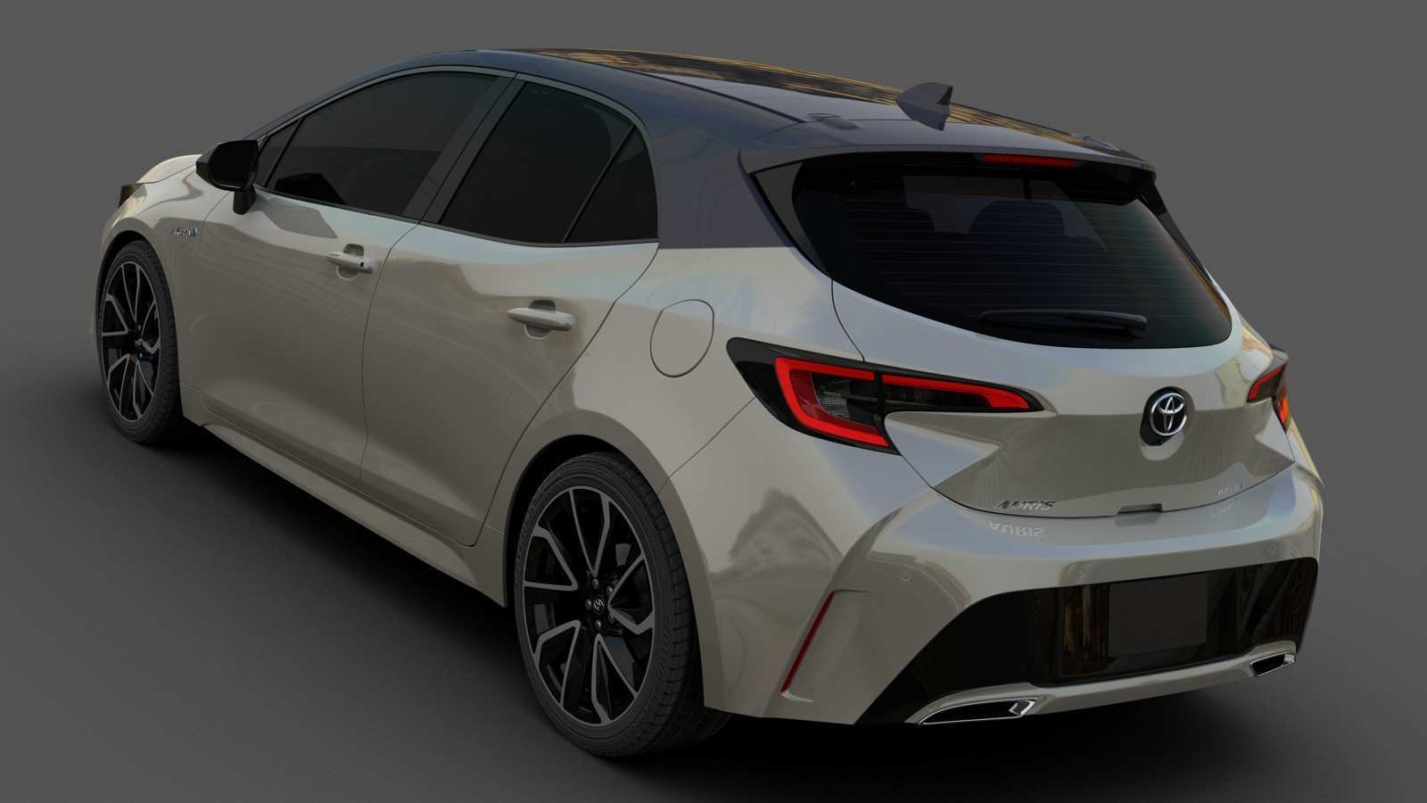 30 The Toyota Auris 2019 Redesign