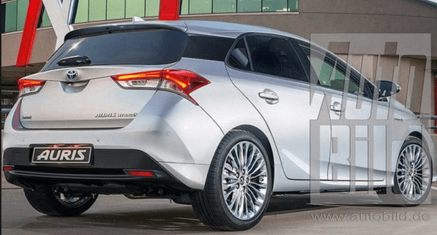 30 The Toyota Auris 2019 Release Date Concept