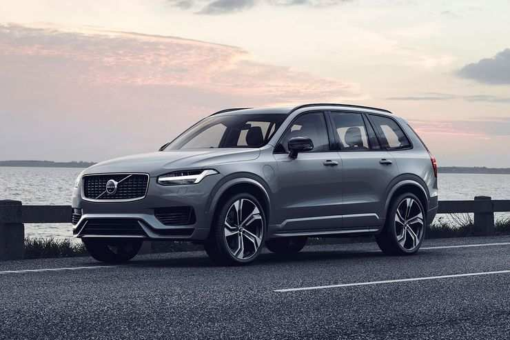 30 The Volvo Suv 2020 Wallpaper