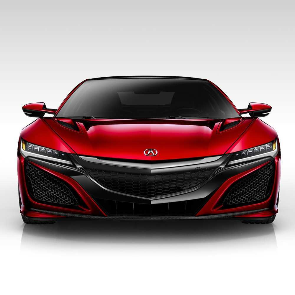 31 A 2019 Acura Nsx Type R Model