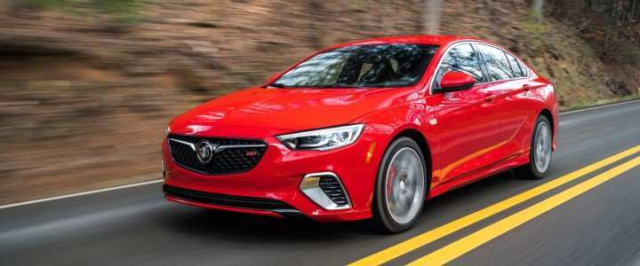 31 A 2019 Buick Regal Configurations