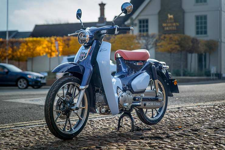 31 A 2019 Honda Super Cub Top Speed Research New