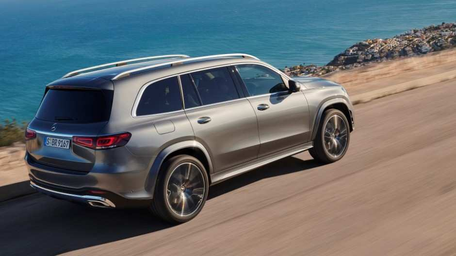 31 A 2019 Mercedes GLS Exterior And Interior
