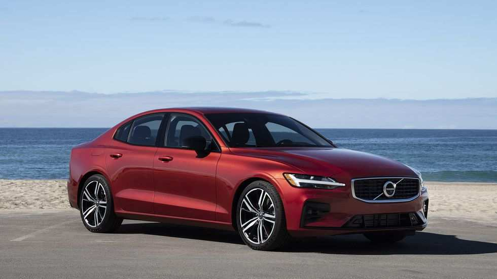 31 A 2019 Volvo S60 Overview
