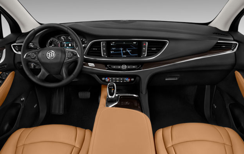 31 A 2020 Buick Encore Interior Speed Test