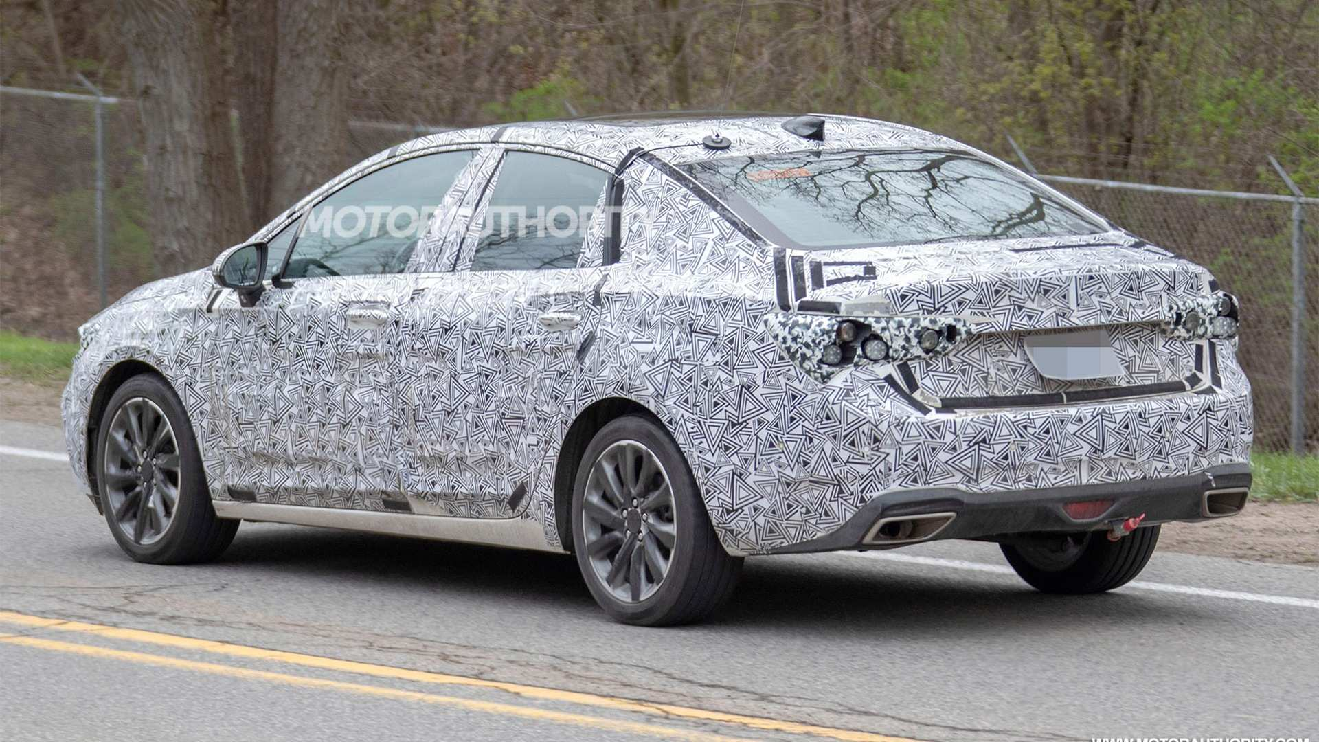 31 A 2020 Buick Verano Spy Price And Release Date