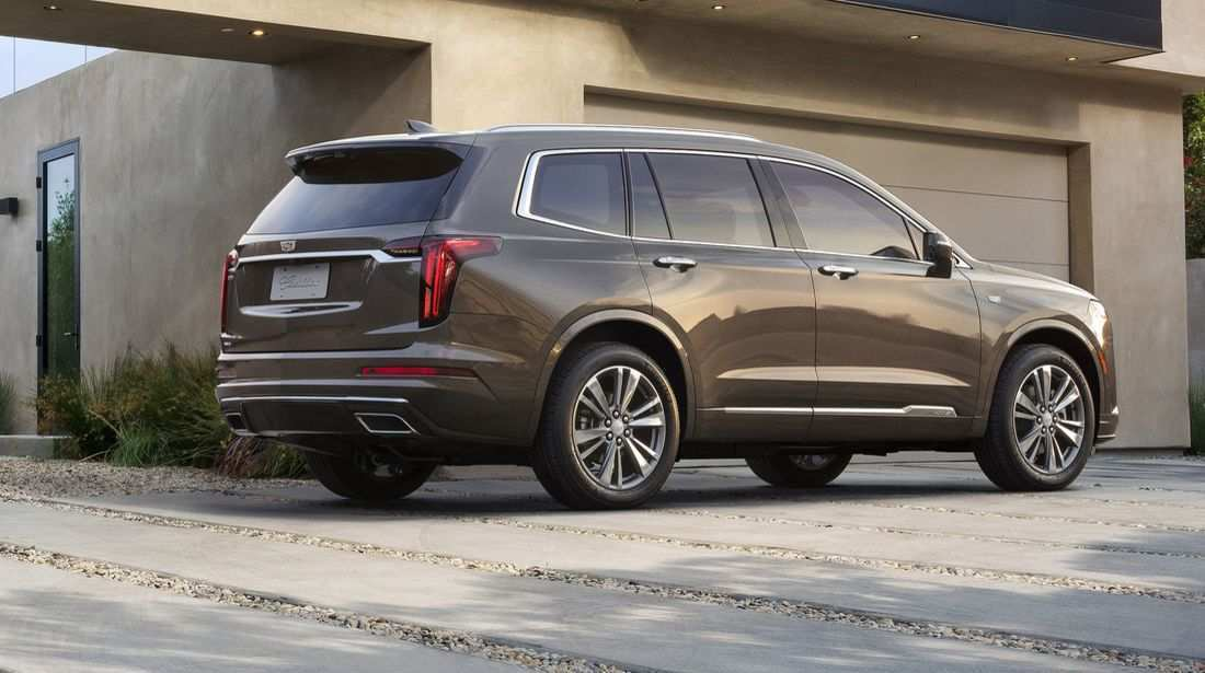 31 A 2020 Cadillac Escalade Luxury Suv Review