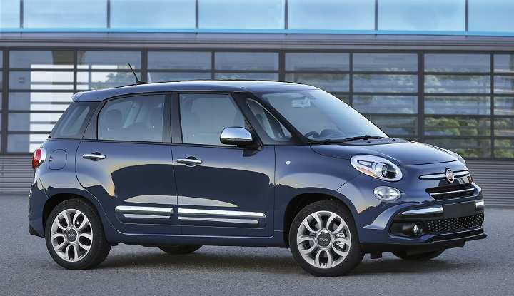 31 A 2020 Fiat 500L Speed Test