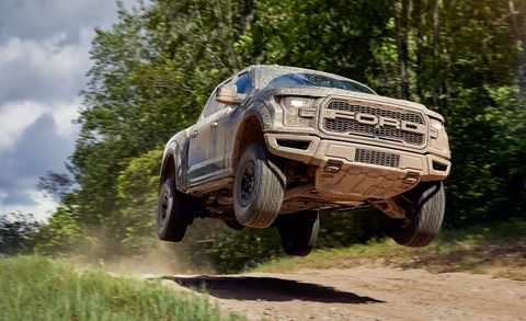 31 A 2020 Ford F150 Raptor Mpg Wallpaper