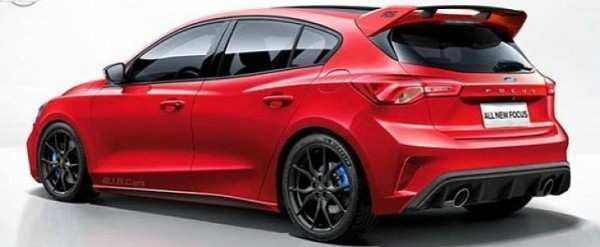 31 A 2020 Ford Focus Rs St Specs