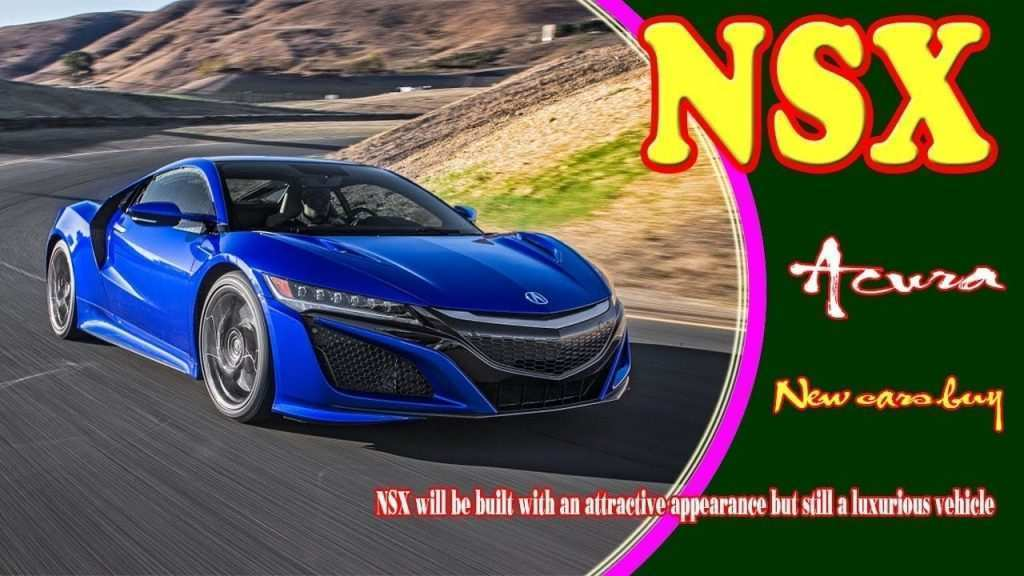 31 A 2020 Honda Nsx Redesign And Concept