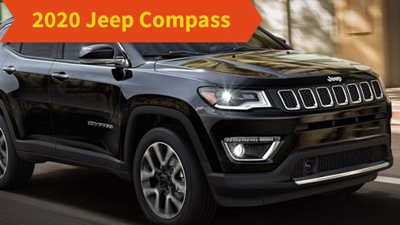 31 A 2020 Jeep Compass New Concept
