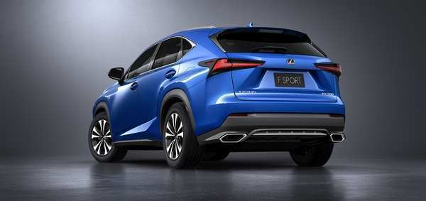 31 A 2020 Lexus NX 200t Price And Review