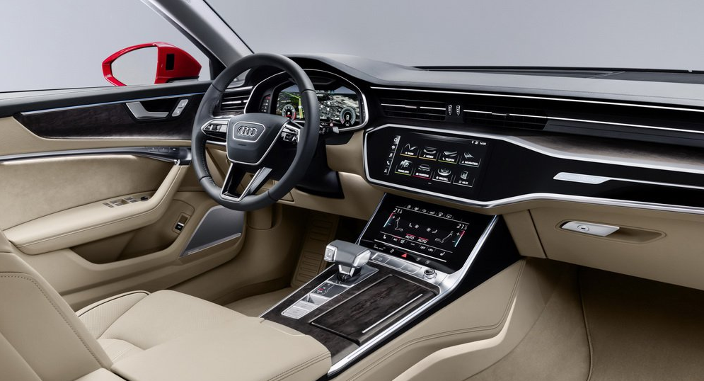 31 A 2020 The Audi A6 First Drive
