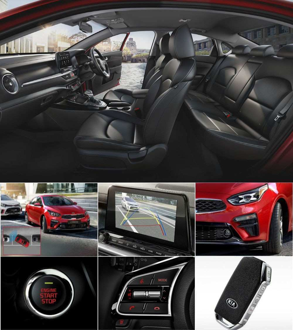 31 A Kia Cerato 2019 Interior Performance And New Engine