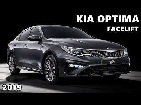 31 A Kia K5 2019 Speed Test