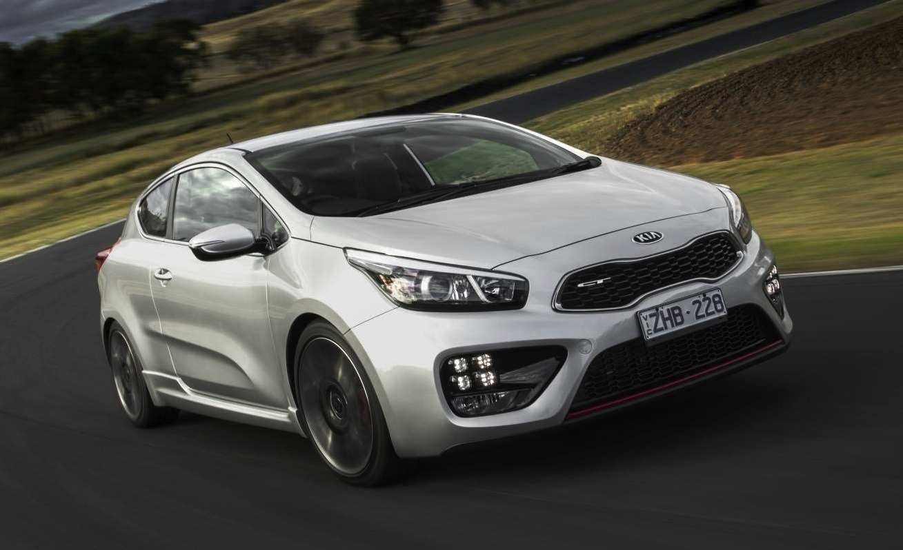 31 A Kia Koup 2019 Spy Shoot