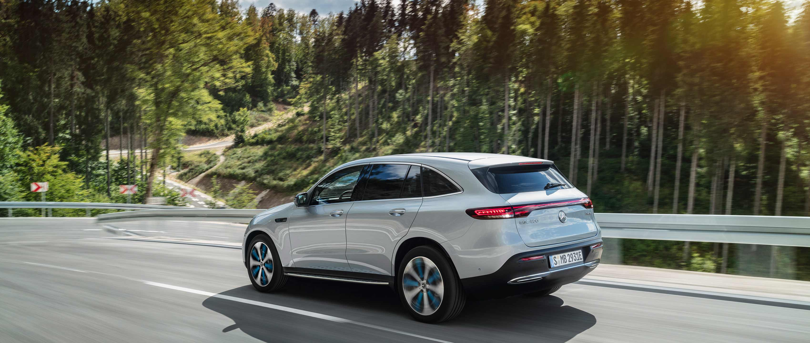 31 A Mercedes Benz Eqc 2019 Ratings