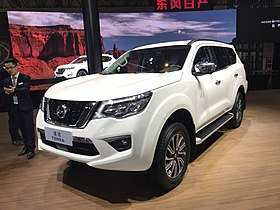 31 A Nissan Terra 2019 Philippines Research New