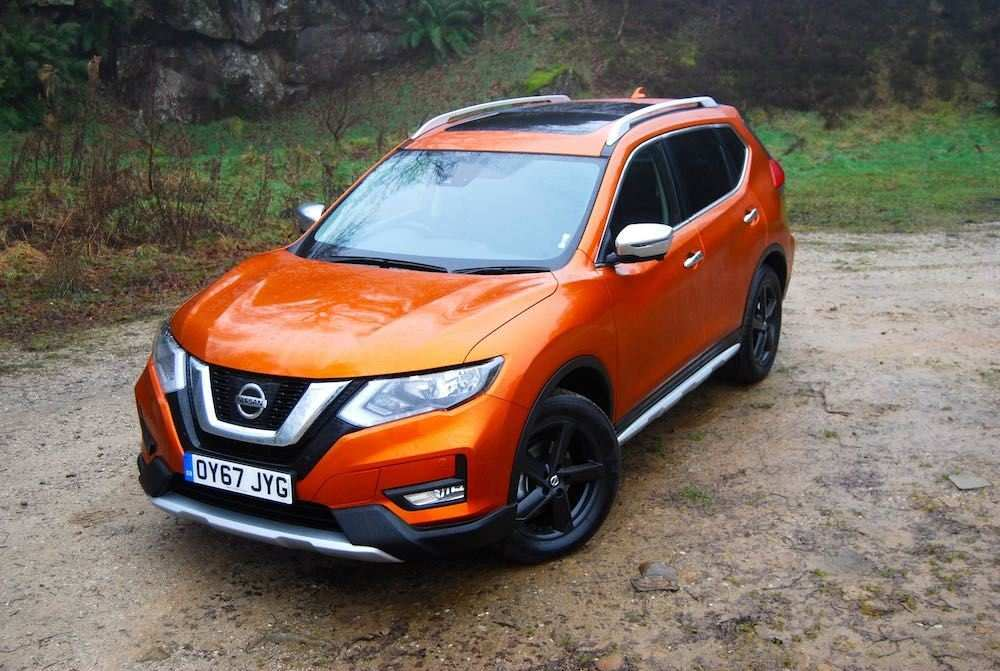 31 A Nissan X Trail 2019 Review Spy Shoot