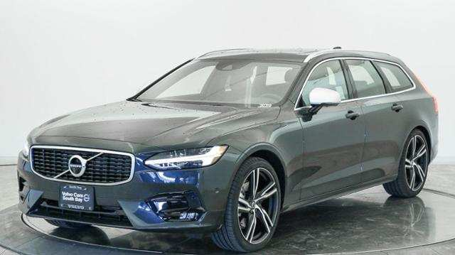 31 A Volvo 2019 Station Wagon Overview