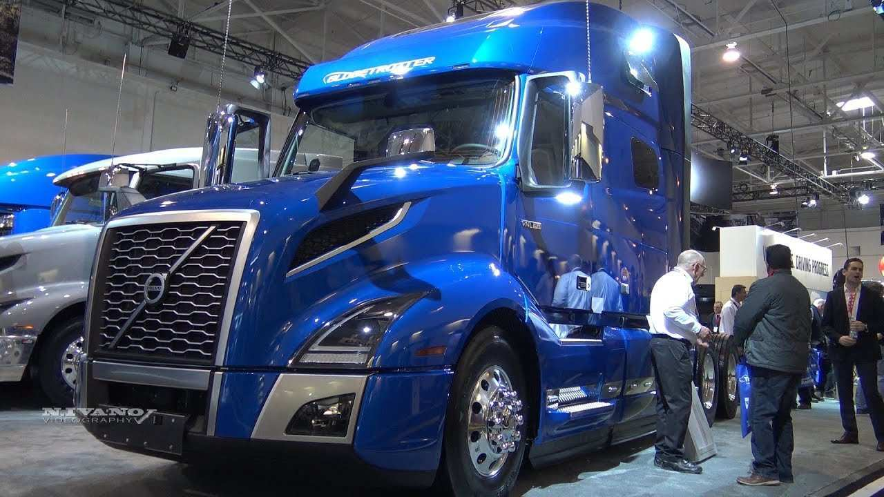 31 A Volvo 2019 Truck First Drive