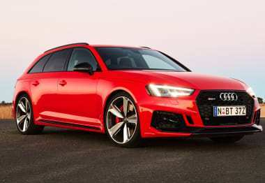 31 All New 2019 Audi Rs4 Price And Release Date