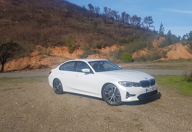 31 All New 2019 BMW 3 Series Performance