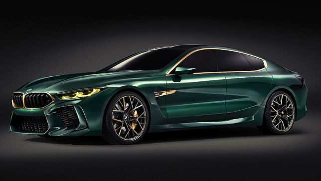 31 All New 2019 BMW M8 Rumors