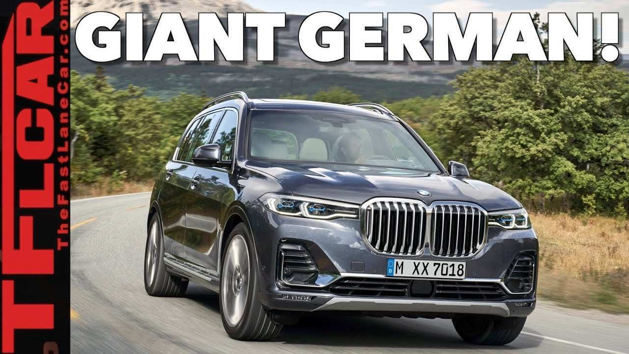 31 All New 2019 BMW X7 Redesign And Concept