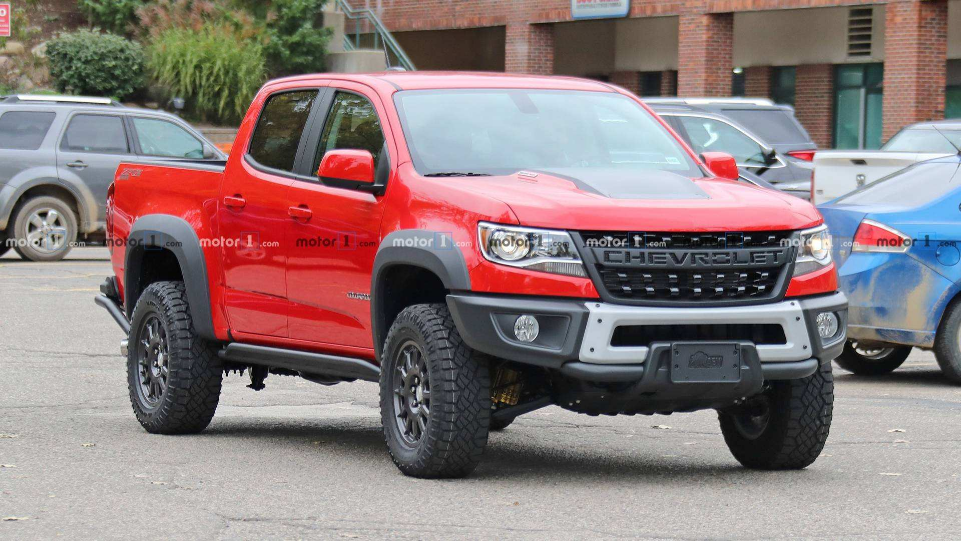 31 All New 2019 Chevrolet Colorado Z72 Pictures