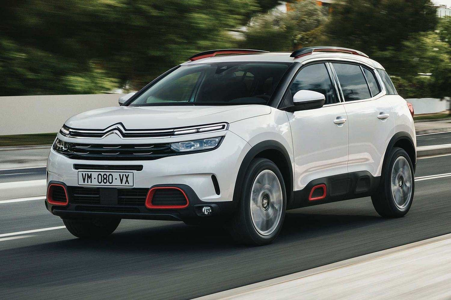 31 All New 2019 Citroen C5 Overview