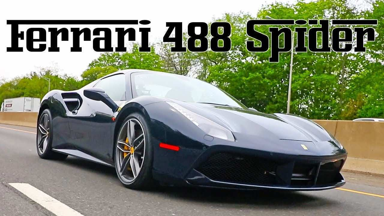 31 All New 2019 Ferrari 458 Spider New Model And Performance