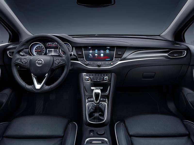 31 All New 2019 Opel Astra Interior