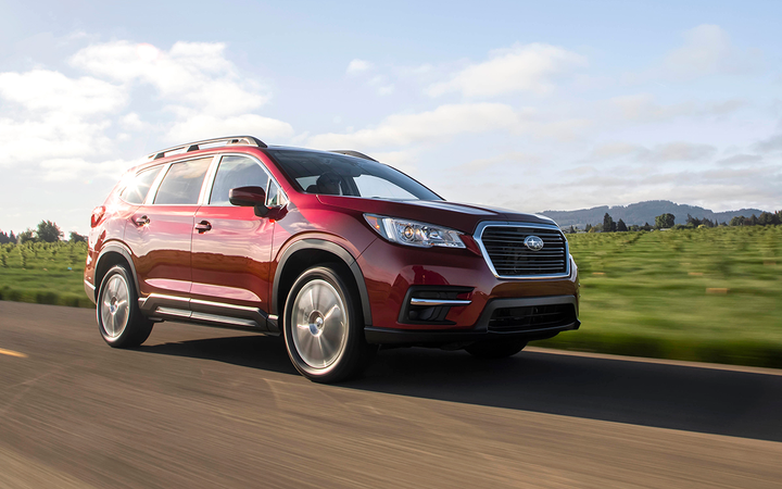 31 All New 2019 Subaru Ascent Kbb Performance And New Engine