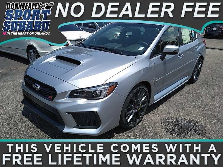 31 All New 2019 Subaru WRX STI Review And Release Date
