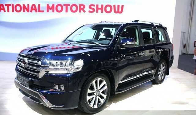 31 All New 2019 Toyota Land Cruiser Redesign And Review