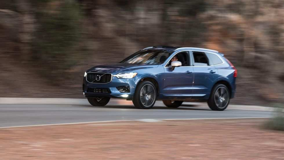31 All New 2019 Volvo XC60 Wallpaper